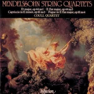 Felix Mendelssohn - String Quartets - 3