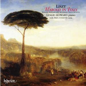 Liszt Complete Music for Solo Piano 23: Harold in Italy