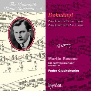 The Romantic Piano Concerto 6 - Dohnányi