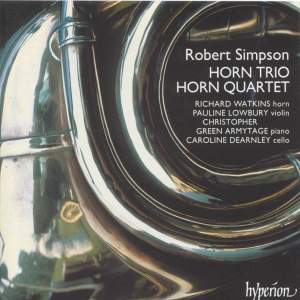 Robert Simpson: Horn Music