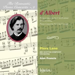 The Romantic Piano Concerto 9 - d'Albert