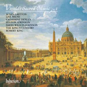Vivaldi - Sacred Music 1