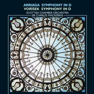 Vorisek and Arriaga Symphonies