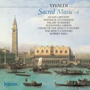 Vivaldi - Sacred Music 6