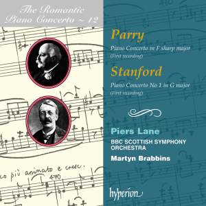 The Romantic Piano Concerto 12 - Parry and Stanford