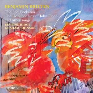 Britten - Songs