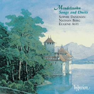 Mendelssohn - Songs & Duets Volume 1