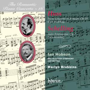 The Romantic Piano Concerto 16 - Huss and Schelling