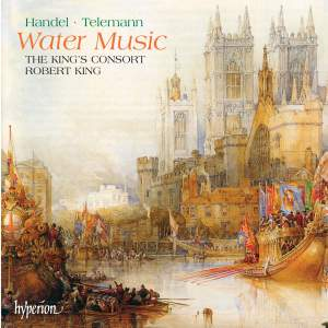 Handel & Telemann: Water Music