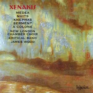 Xenakis: Choral Music Product Image