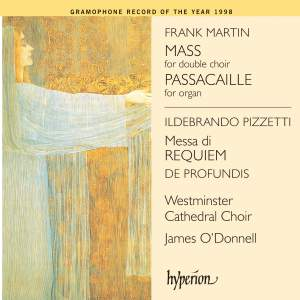 Martin: Mass for Double Choir