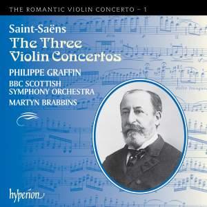 The Romantic Violin Concerto 1 - Saint-Saëns