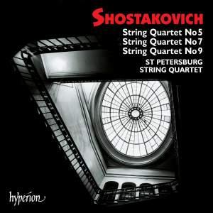 Shostakovich - String Quartets Nos. 5, 7 & 9