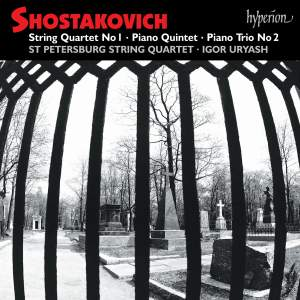 Shostakovich: String Quartet No. 1 in C Major, Op. 49, etc.