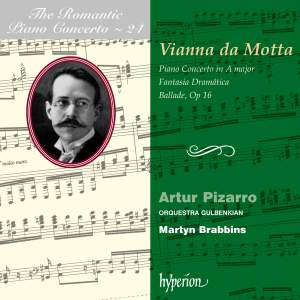 The Romantic Piano Concerto 24 - Vianna da Motta