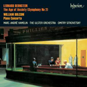 Bernstein: Symphony No. 2 Product Image
