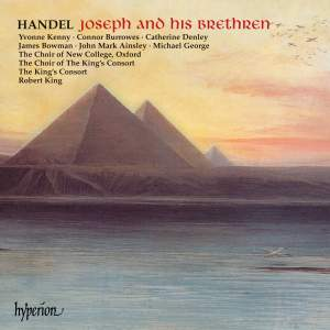 Handel: Joseph and his Brethren