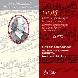The Romantic Piano Concerto 26 - Litolff