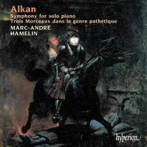 Alkan - Symphony for solo piano