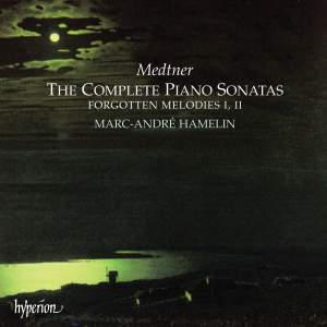 Medtner - The Complete Piano Sonatas