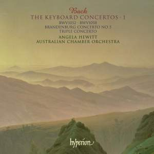 J.S Bach: The Keyboard Concertos 1