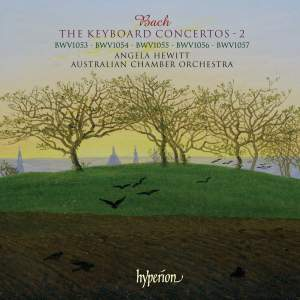J.S Bach: The Keyboard Concertos 2