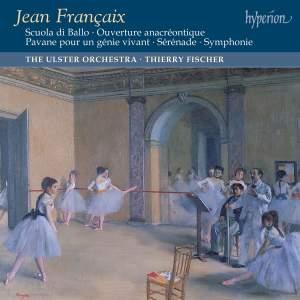 Jean Françaix - Orchestral Music