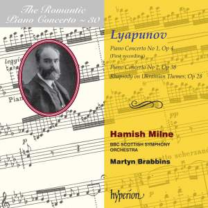 The Romantic Piano Concerto 30 - Lyapunov Product Image