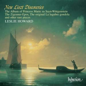 Liszt Complete Music for Solo Piano: New Discoveries 1