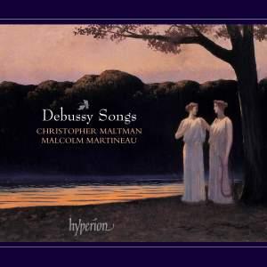 Debussy Songs Volume 1