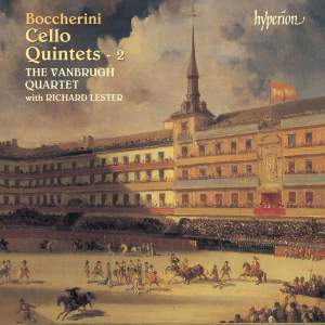 Boccherini - Cello Quintets 2