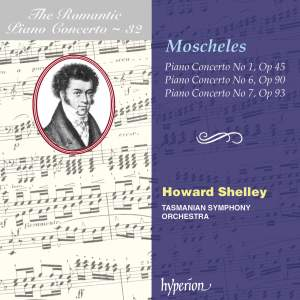 The Romantic Piano Concerto 32 - Moscheles
