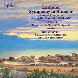 Lamond: Symphony in A major