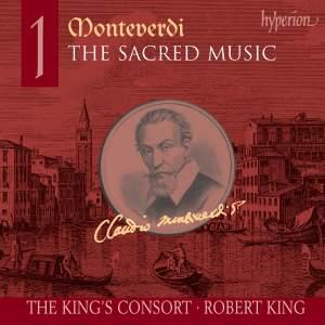 Monteverdi - The Sacred Music 1