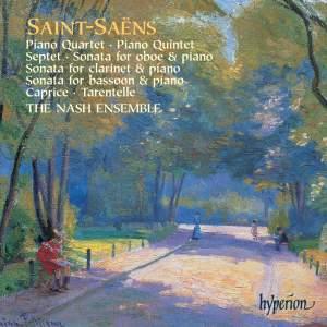 Saint-Saëns - Chamber Music