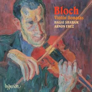 Bloch - Violin Sonatas Product Image