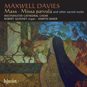 Maxwell Davies - Sacred choral music Product Image