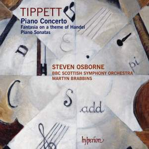 Tippett - The complete music for piano