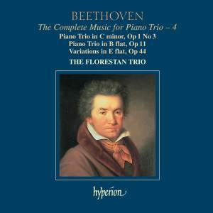 Beethoven - Complete Music for Piano Trio 4