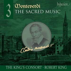 Monteverdi - The Sacred Music 3
