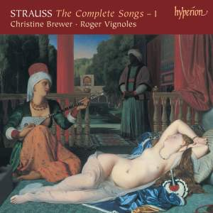 Richard Strauss: The Complete Songs 1