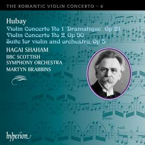 The Romantic Violin Concerto 6 - Hubay