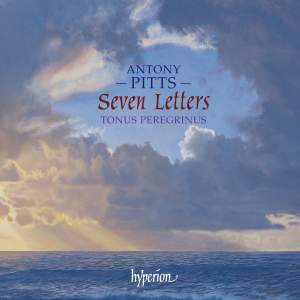 Antony Pitts - Seven Letters Product Image