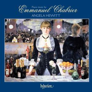 Piano music by Emmanuel Chabrier
