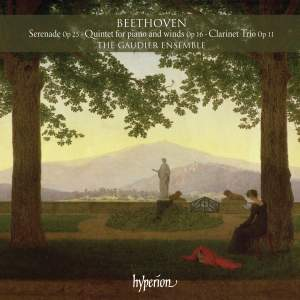 Beethoven: Quintet for Piano & Winds