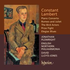 Constant Lambert: Piano Concerto