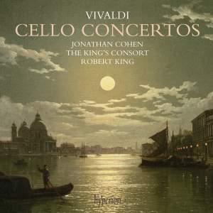 Vivaldi - Cello Concertos