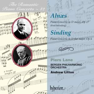 The Romantic Piano Concerto 42 - Alnæs & Sinding