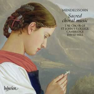 Mendelssohn - Sacred choral music