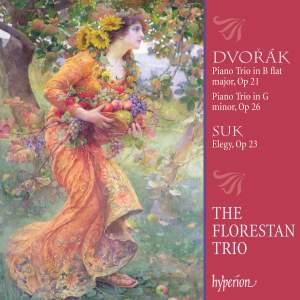 Dvorak & Suk - Piano Trios